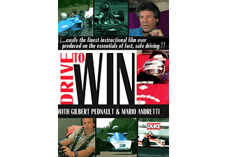 DRIVE TO WIN - (DVD)