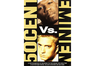 - 50 Cent vs. Eminem (Collector's Box) - (DVD)