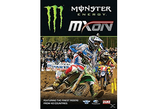MOTOCROSS OF NATIONS 2014 - OFFICIAL REVIE - (DVD)