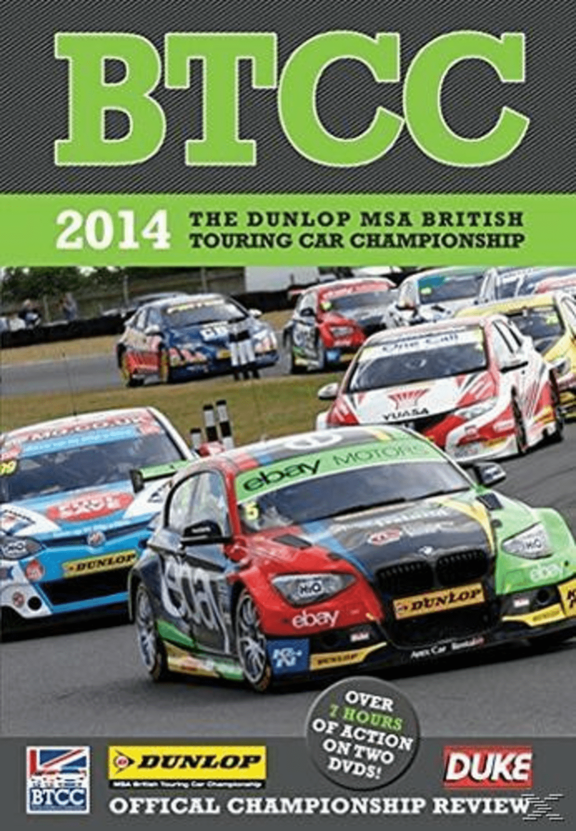 BTTC 2014 OFFICIAL REVIEW - (DVD)