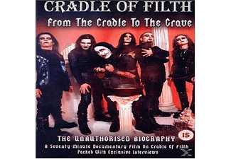 - Cradle Of Filth - From The Cradle To The Crave - An Unauthorized Biography - (DVD)