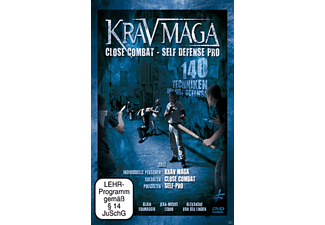 KRAV MAGA-CLOSE COMBAT-SELF-DEFENSE - (DVD)
