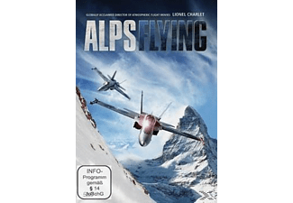 Alps Flying - (DVD)