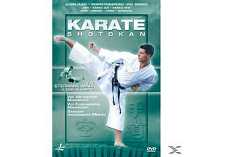 KARATE SHOTOKAN - (DVD)