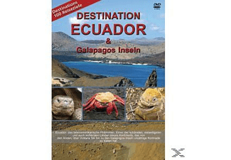 DESTINATION ECUADOR - (DVD)