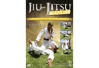 BRASILIANISCHES JIU-JITSU TECHNIKEN - (DVD)