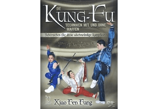 KUNG FU TECHNIQUES WITH & WITHOUT WEAPON - (DVD)