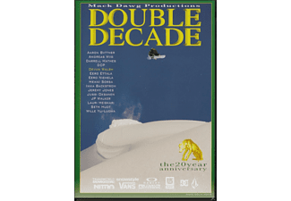 DOUBLE DECADE - (DVD)