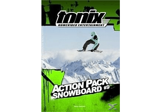 ACTION PACK - SNOWBOARD - (DVD)