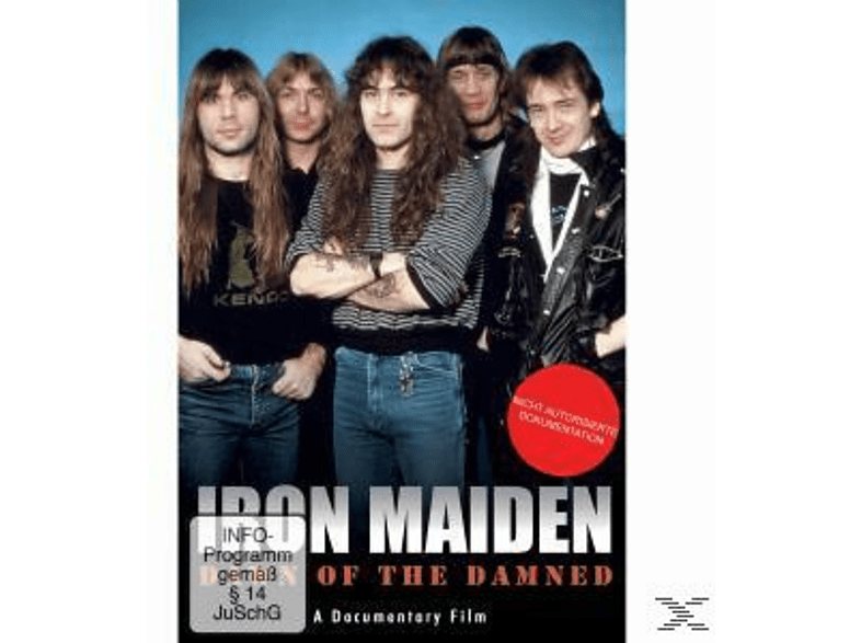 Iron Maiden - Dawn Of The Damned [DVD]