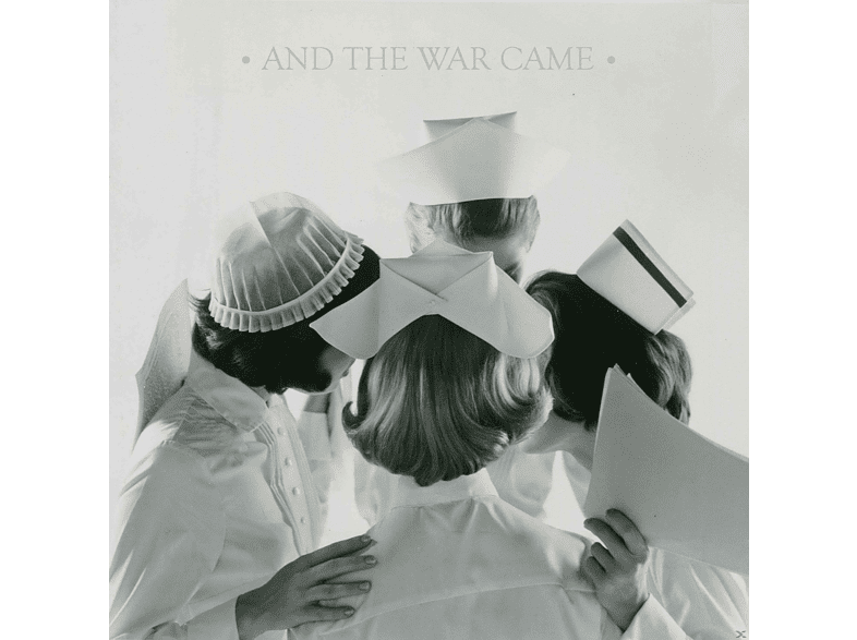 Shakey Graves - And The War Came [CD]