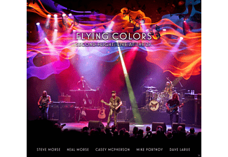 Flying Colors - Second Flight: Live At The Z7 (2cd+Dvd) [CD + DVD Video]