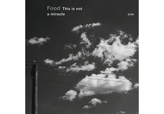 Food - This Is Not A Miracle - (CD)