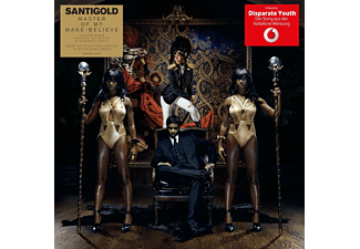 Santigold - Master Of My Make-Believe - (CD)