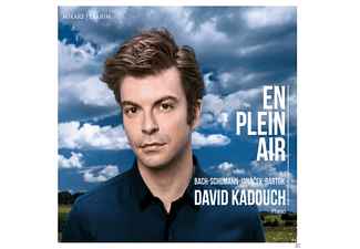 David Kadouchi - En Plein Air - (CD)