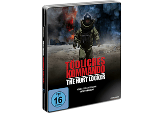Hurt Locker (Metall Box) [Blu-ray]
