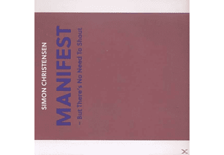 Birgitte Baerentzen, Signe Madsen, Mina Fred, Sofia Olsson - Manifest: But There's No Need To Shout - (CD)