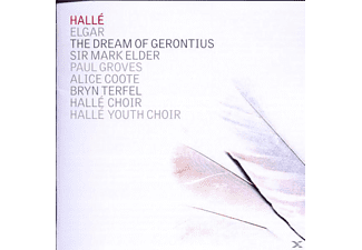 Terfel/Elder/Halle Choir+Orchestra - Dream Of Gerontius - (CD)