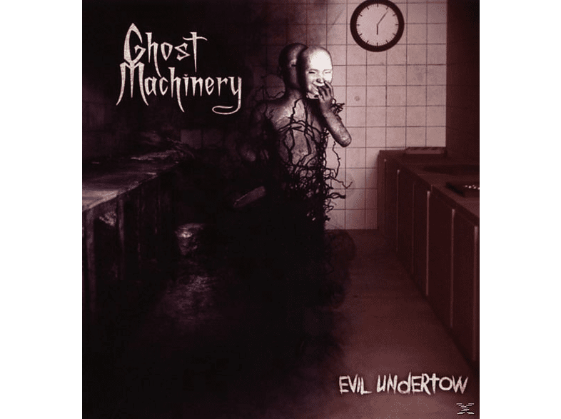 Ghost Machinery - Evil Undertow [CD]