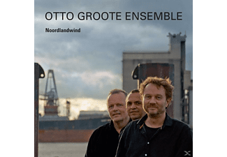 Otto Grothe Ensemble - Nordlandwind - (CD)