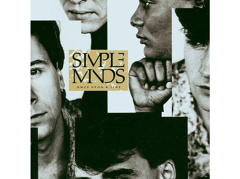 Simple Minds - Once Upon A Time (Remaster 1CD) [CD]