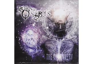 Born Of Osiris - The Discovery [CD]