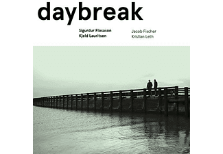 Sigurdur Flosason And Kjeld Lauritsen - Daybreak - (CD)