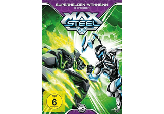 Max Steel Vol. 4 - Superhelden-Wahnsinn - (DVD)