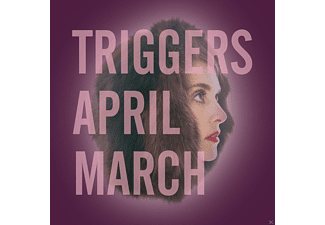April March - Triggers - (CD)