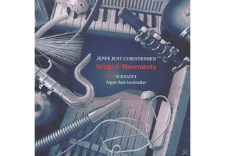Jeppe Just Instituttet Sceatet - Songs & Movements - (CD)
