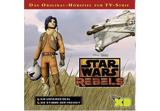 WARNER MUSIC GROUP GERMANY Star Wars Rebels Folge 5