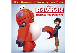 WARNER MUSIC GROUP GERMANY Baymax Riesiges Robowabohu