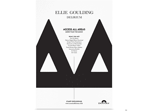 Ellie Goulding - Delirium (Limited Access All Areas Edition) | CD
