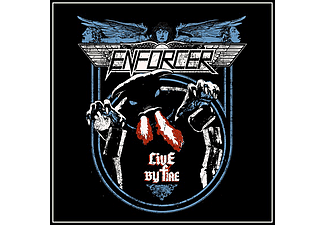 Enforcer - Live By Fire (Digipak) (CD + DVD)