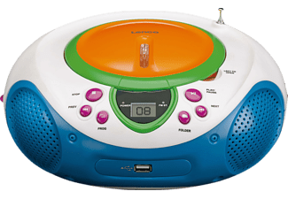 LENCO Draagbare radio CD Kids (SCD-40 USB KIDS)