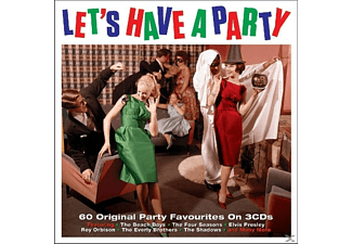 VARIOUS - LET S HAVE A PARTY - (CD)