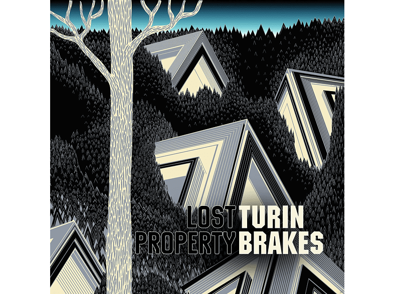 Turin Brakes - LOST PROPERTY (+MP3) [LP + Download]