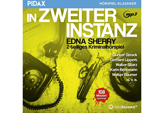 Edna Sherry, Nikolai Von Michaelewsky - In Zweiter Instanz - (MP3-CD)