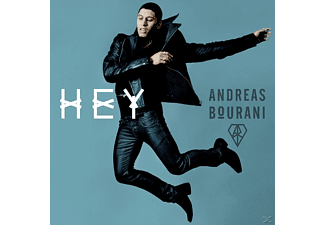 Andreas Bourani - Hey (Inkl.Mp3 Code) - (Vinyl)