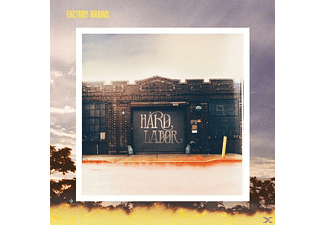 Factory Brains - Hard Labor - (Vinyl)