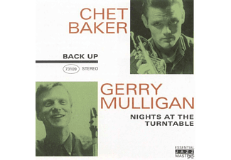 Mulligan, Gerry / Baker, Chet - Nights At The Turntable - (CD)