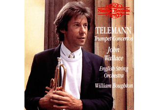 Boughton, Wallace, Eso - Trumpet Concertos - (CD)
