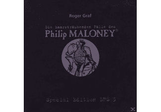 Philip Maloney Box 14 - 5 CD - Hörbuch