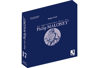 Philip Maloney Box 17 - 5 CD - Hörbuch