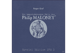 Philip Maloney Box 12 - 5 CD - Hörbuch