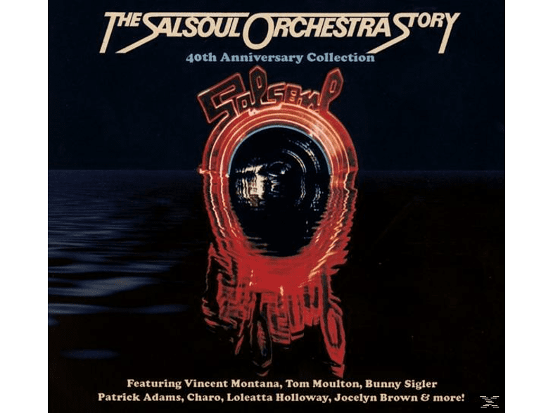 Salsoul Orchestra - 40th Anniversary Collection (Remastered 3cd) [CD]