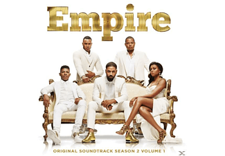 Empire Cast - Empire: Original Soundtrack, Season 2 Vol.1 - (CD)