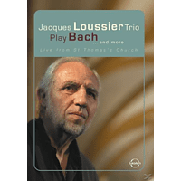 Jacques Trio Loussier - Play Bach ... And More - Live From.. [DVD]