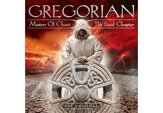 Gregorian - Masters Of Chant X-The Final Chapter [CD]