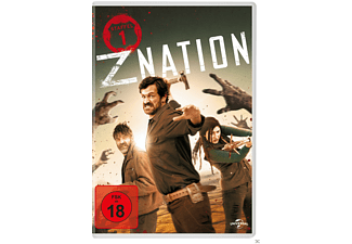 Z Nation - Staffel 1 [DVD]
